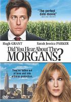 Cover image for Did you hear about the Morgans?