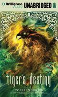 Imagen de portada para Tiger's destiny. bk. 4 Tiger's curse series