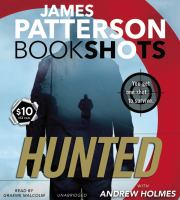 Cover image for Hunted [sound recording CD] : BookShots series