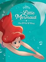 Cover image for The little mermaid : the story of Ariel : Disney princess series.