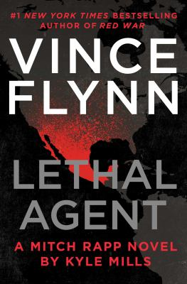 Cover image for Lethal agent. bk. 18 : Mitch Rapp series