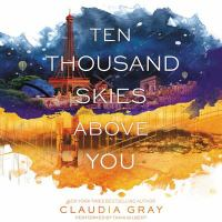 Cover image for Ten thousand skies above you. bk. 2 [sound recording CD] : Firebird trilogy series