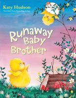 Cover image for Runaway baby brother
