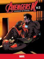 Cover image for Avengers K. #2 [graphic novel] : Assembling the Avengers
