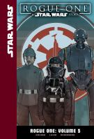 Cover image for Rogue One. Vol. 5 [graphic novel] : a Star Wars story