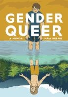 Cover image for Gender queer [graphic novel] : a memoir