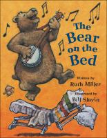 Cover image for The bear on the bed