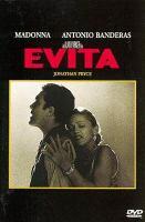Cover image for Evita [videorecording DVD]