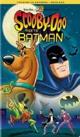 Cover image for Scooby-Doo meets Batman