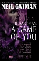 Cover image for A game of you, bk. 5 : Sandman series
