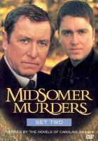 Imagen de portada para Midsomer murders. Set 02