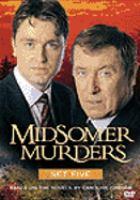 Imagen de portada para Midsomer murders. Set 05