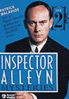 Cover image for Inspector Alleyn mysteries. Set 2