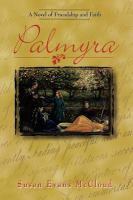 Cover image for Palmyra, Book 1 : Esther Parke Thorn series