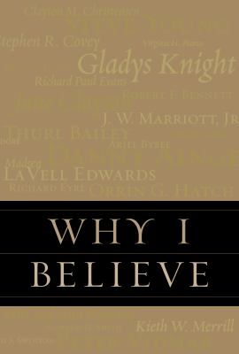 Cover image for Why I believe.