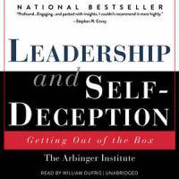 Imagen de portada para Leadership and self-deception getting out of the box