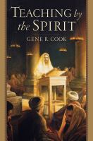 Cover image for Teaching by the Spirit