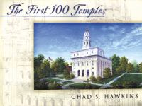Cover image for The first 100 temples