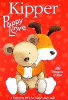 Cover image for Kipper. Puppy love