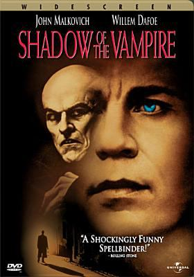 Cover image for Shadow of the vampire
