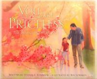 Cover image for You are priceless : the parable of the bicycle