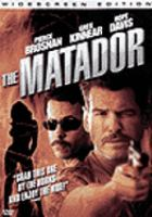 Cover image for The matador