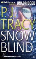 Imagen de portada para Snow blind. bk. 4 Monkeewrench series