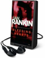 Cover image for Bleeding hearts. bk. 2 [Playaway] : Jack Harvey series