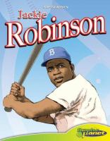 Cover image for Jackie Robinson [graphic novel]