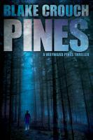 Imagen de portada para Pines. bk. 1 : a novel : Wayward Pines series