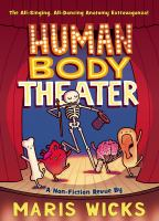 Cover image for Human body theater : a nonfiction revue