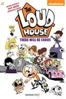 Cover image for The Loud house. bk. 1 [graphic novel] : There will be chaos