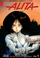 Cover image for Battle Angel Alita. Vol. 1 [graphic novel] : Treasure amid the trash