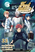 Cover image for Food wars! Vol. 33 [graphic novel] : Shokugeki no soma : The true value of the noir