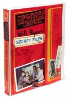 Cover image for Will Byers' secret files