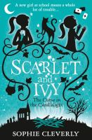 Cover image for The curse in the candlelight. bk. 5 : Scarlet and Ivy series