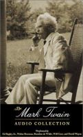 Cover image for The Mark Twain collection