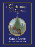 Cover image for Christmas in Canaan