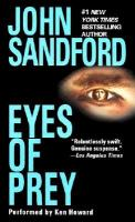 Cover image for Eyes of prey