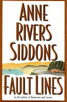 Cover image for Fault lines : a novel