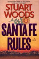 Cover image for Santa Fe rules. bk. 1 : Ed Eagle series
