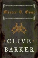 Cover image for Mister B. Gone