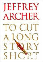 Cover image for To cut a long story short