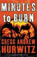 Cover image for Minutes to burn