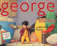 Cover image for George shrinks