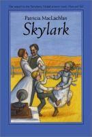 Cover image for Skylark. bk. 2 : Sarah, plain and tall series