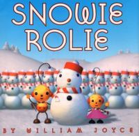 Cover image for Snowie Rolie