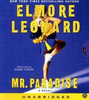 Cover image for Mr. Paradise