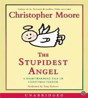 Cover image for The stupidest angel