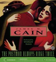 Cover image for The postman always rings twice